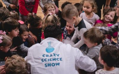 crazy science show