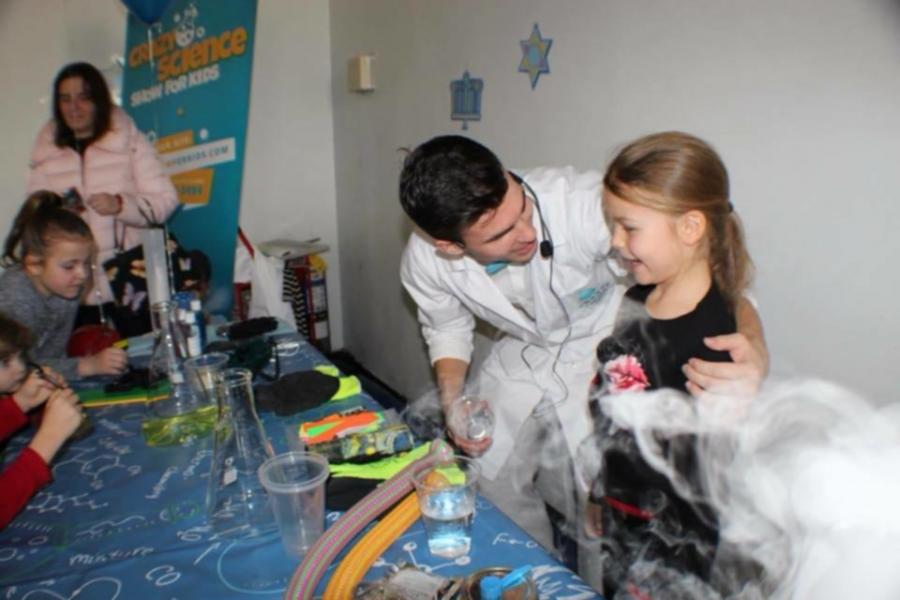 Science Experiments About Animals