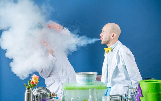 liquid nitrogen science experiments for kids